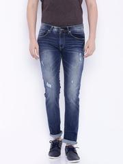 SPYKAR Navy Rover Fit Jeans