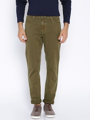 Parx Brown Jeans