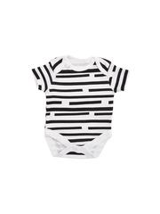 mothercare Infant Girls Pack of 5 Bodysuits