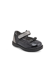 mothercare Girls Black Casual Shoes