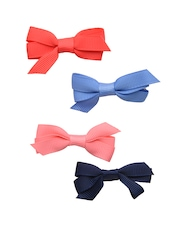 mothercare Girls Set of 4 Hair Clips