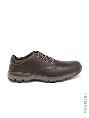 Timberland Men Brown Fuller Leather Casual Shoes