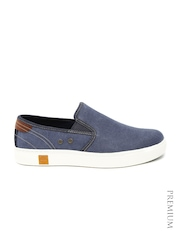 Timberland Men Navy Amherst Casual Shoes