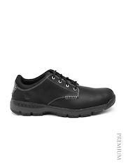 Timberland Men Black Fuller Leather Casual Shoes