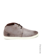 Timberland Men Brown Fulk Leather Casual Shoes