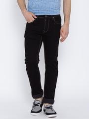 Killer Black Low-Rise Justin Fit Jeans