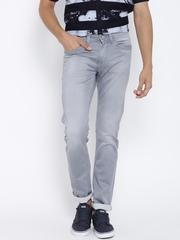 Killer Grey Washed Slim Fit Jeans