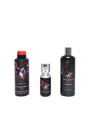 Beverly Hills Polo Club Sport Men No 2 Bath & Body Gift Set