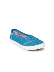 Boltio Girls Blue Casual Shoes