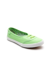 Boltio Girls Green Casual Shoes
