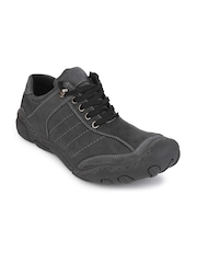 Action Men Grey Casual Shoes