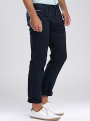 Tommy Hilfiger Navy Classic Straight Jeans