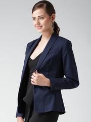 New Look Navy Single-Breasted Blazer