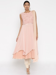 All About You from Deepika Padukone Pink Anarkali Suit