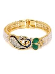 Sukkhi Gold-Plated Bracelet