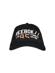Reebok Unisex Black Printed SEUNIGRPHIC Cap