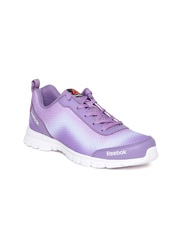 Reebok Women Purple Duo Sports Shoes