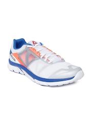 Reebok Men White ZSTRIKE Running Shoes