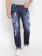 American Swan Blue Washed Smart Fit Jeans
