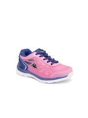 Kappa Girls Pink Casual Shoes