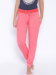 July Nightwear Pink Melange Lounge Pants TRP001
