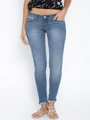 Lee Blue Maxi Skinny Fit Jeans