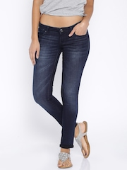 Lee Navy Maxi Skinny Fit Jeans