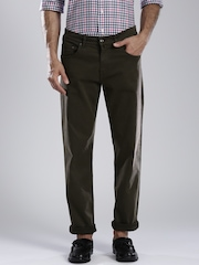 GANT Brown Tyler Fit Jeans