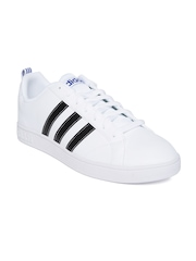 Adidas NEO Men White Advantage VS Casual Shoes