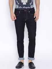 Ed Hardy Navy Super Slim Fit Jeans