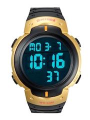 Skmei Unisex Black Digital Watch SK100049