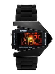 Skmei Unisex Black Digital Watch
