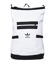 Adidas Originals Men White TRIP FUTUR Backpack