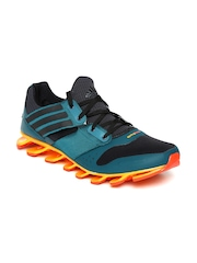 Adidas Men Teal Blue Springblade SOLYCE Running Shoes