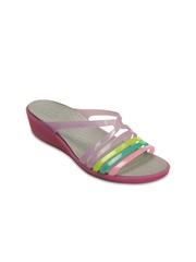 Crocs Women Multicoloured Wedges