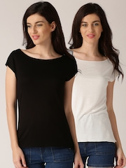 DressBerry Pack of 2 T-shirts