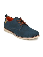 Wonker Men Blue Casual Shoes