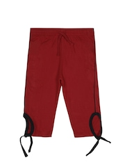 Jazzup Girls Pack of 2 Capris