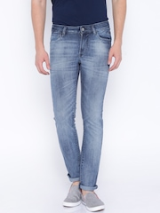 Flying Machine Blue Jackson Skinny Fit Jeans