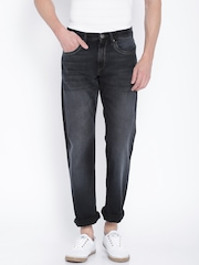 Lee Navy Rodeo Fit Jeans