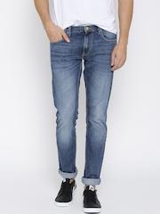 Lee Blue Luke Skinny Fit Jeans