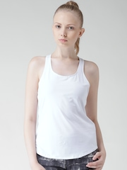 FOREVER 21 White Athletic Top