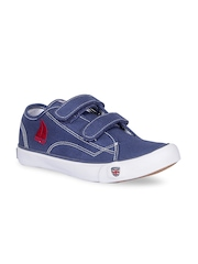 West Bay Kids Blue Casual Shoes