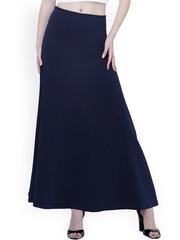 FabAlley Navy Maxi Skirt