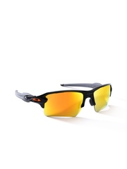 OAKLEY FLAK 2.0 Men Mirrored Half-Rim Sports Sunglasses 0OO918891882259
