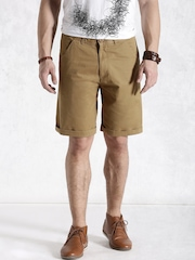 Roadster Khaki Shorts