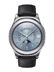 Samsung Men Gear S2 Classic Black Bluetooth Smart Watch SM-R7320WDAINU