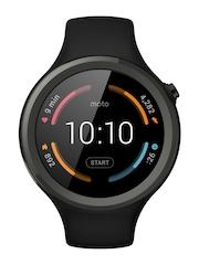 Moto 360 Sport Unisex Black Smart Watch AP3631AB1K8