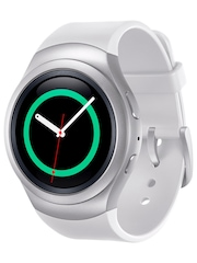 Samsung Unisex Gear S2 White Bluetooth Smart Watch SM-R7200ZWAINU