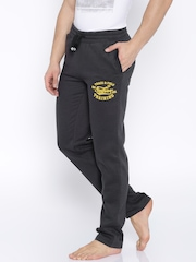 SDL by Sweet Dreams Signature Charcoal Grey Lounge Pants F-MP-0217